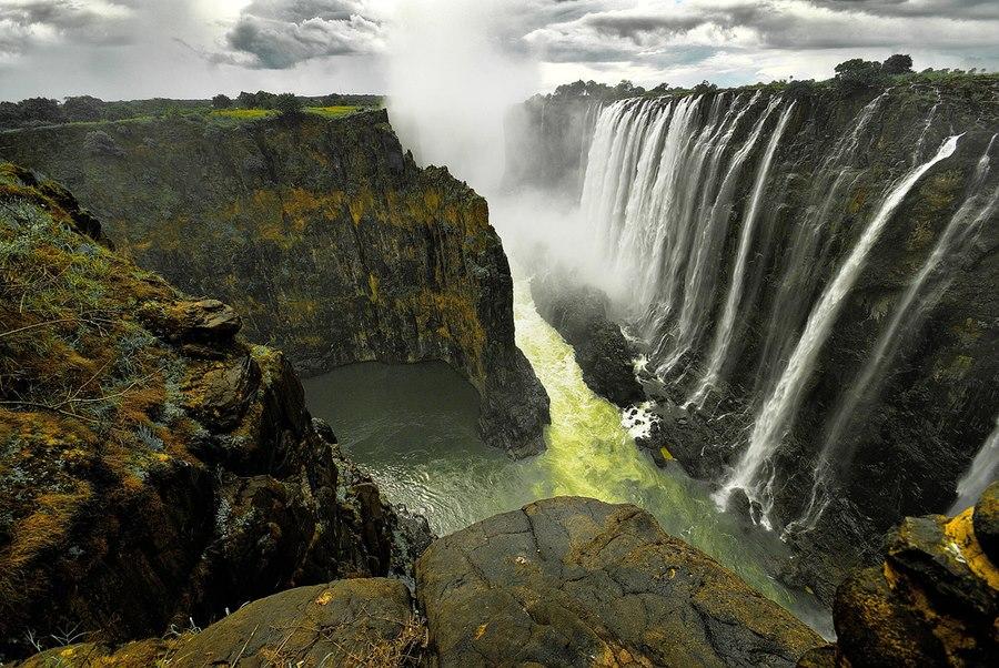 victoria falls in zimbabwe extraordinarycontent